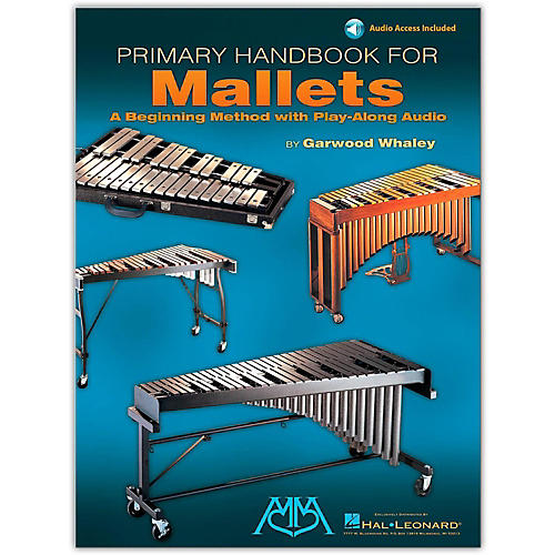 Meredith Music Primary Handbook For Mallets Book/CD