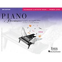 Faber Piano Adventures Primer Level - Technique & Artistry Book - Original Edition Faber Piano Adventures Book by Nancy Faber