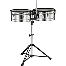 Pearl Primero Pro Steel Timbale Set