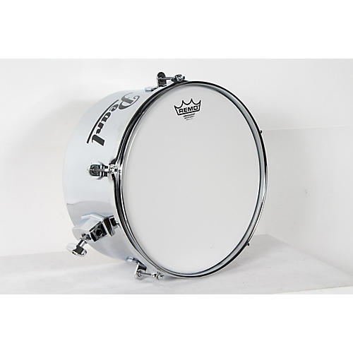 Pearl Primero Steel Timbale with Mounting Clamp-thumbnail