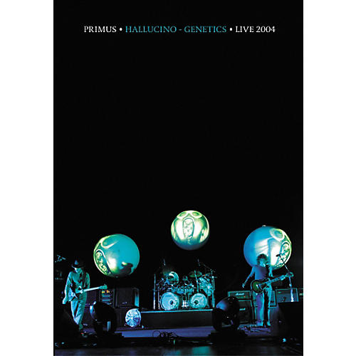 Music CD Primus - Hallucino-Genetics Live (DVD)-thumbnail