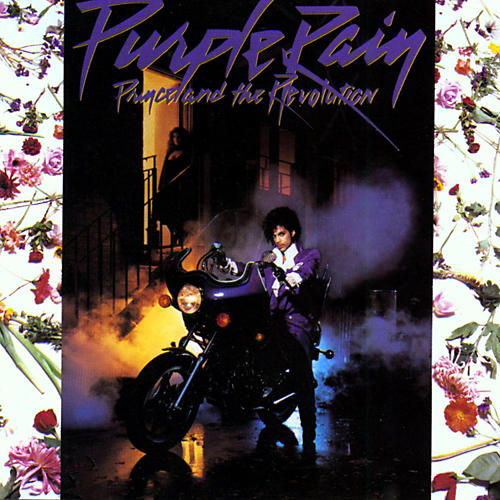 WEA Prince - Purple Rain LP-thumbnail