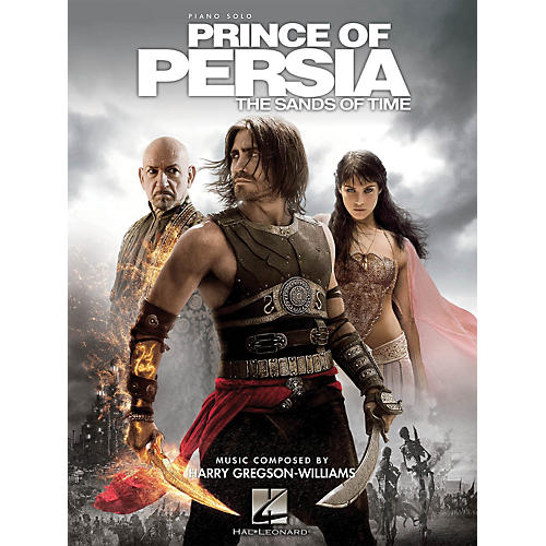 Hal Leonard Prince Of Persia - The Sands Of Time For Piano Solo-thumbnail
