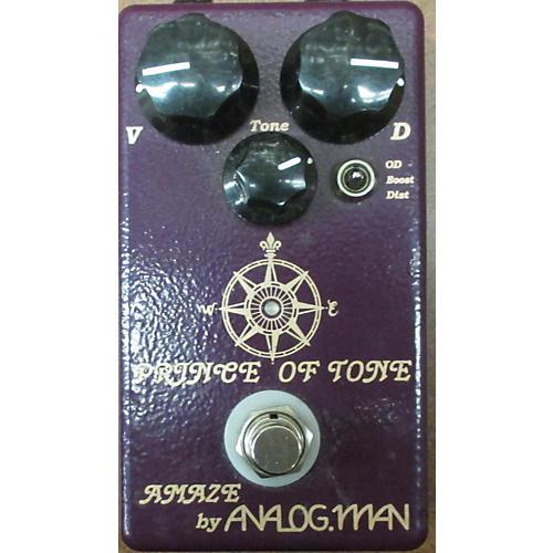 Analogman Prince Of Tone Effect Pedal
