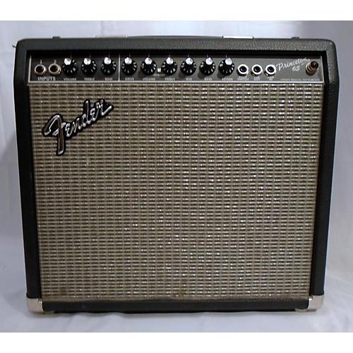 used fender princeton 65 1x12 65w guitar combo amp guitar center. Black Bedroom Furniture Sets. Home Design Ideas