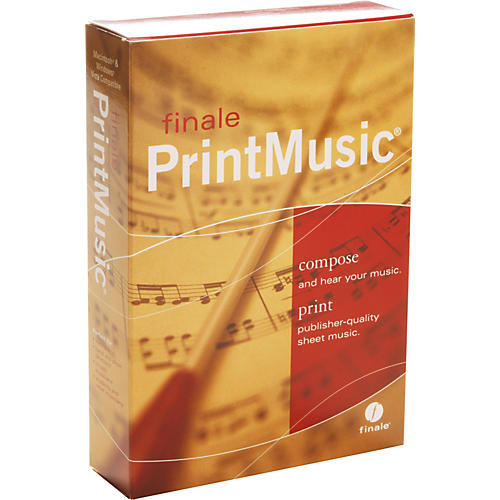 Finale PrintMusic 2009 5 User Lab Pack-thumbnail