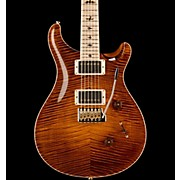 Private Stock Custom 24 Curly Maple Top and Neck Electric Guitar