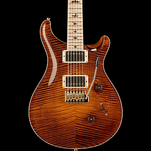 PRS Private Stock Custom 24 Curly Maple Top and Neck Electric Guitar-thumbnail