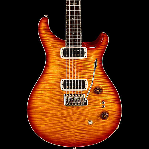 PRS Private Stock Paul's Guitar Curly Maple Top and African Blackwood Neck Electric Guitar-thumbnail