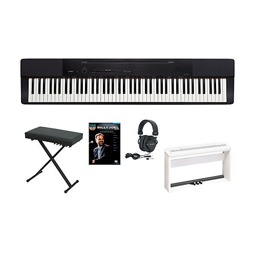 Casio Privia PX-150 Keyboard Package with 3 Pedal Stand-thumbnail