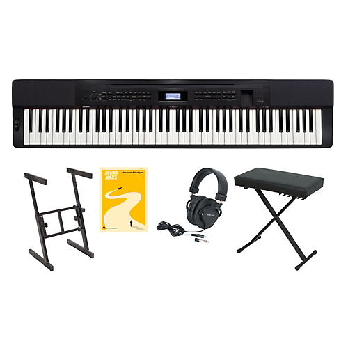 Casio Privia PX-350 Keyboard Package 1-thumbnail