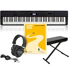 Casio Privia PX-350 Keyboard Package with 3 Pedal Stand