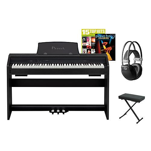 Casio Privia PX-750 Digital Piano Package