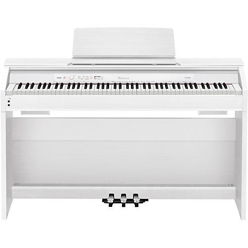 Casio Privia PX-860 Digital Console Piano White