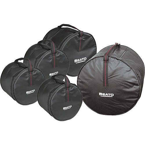 Beato Pro 1 Series 5-Piece Standard Drum Bag Set