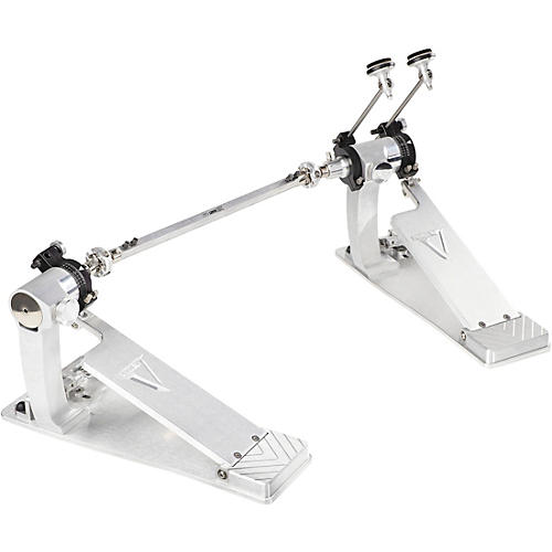 Trick Drums Pro 1-V Detonator Double-Bass Drum Pedal-thumbnail