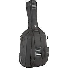 Bellafina Pro 3/4 Size Double Bass Bag Level 1 Black 3/4 Size