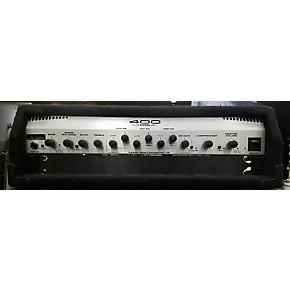used fender pro 400 bass amp head guitar center. Black Bedroom Furniture Sets. Home Design Ideas