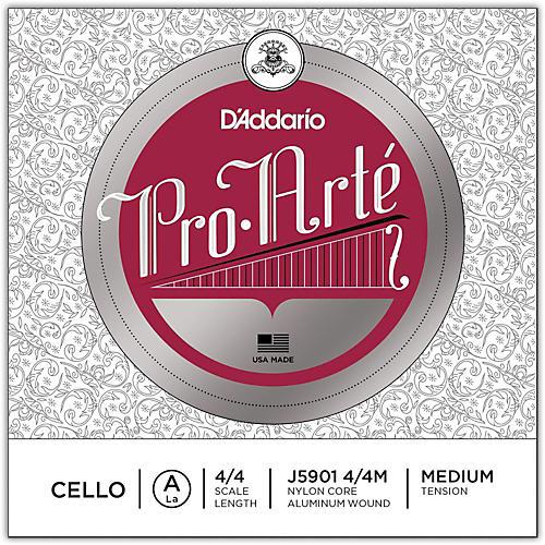 D'Addario Pro-Arte Series Cello A String-thumbnail