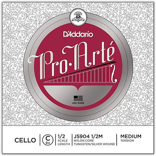 D'Addario Pro-Arte Series Cello C String-thumbnail