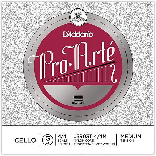 D'Addario Pro-Arte Series Cello G String-thumbnail
