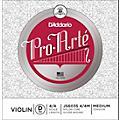 D'Addario Pro-Arte Series Violin D String 4/4 Size Medium Silver Thumbnail