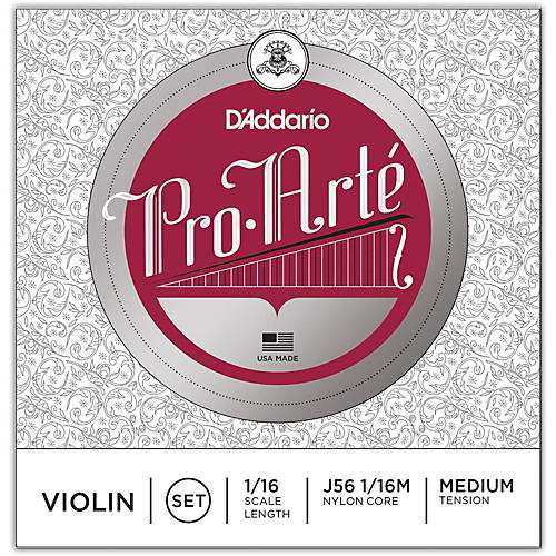 D'Addario Pro-Arte Series Violin String Set-thumbnail