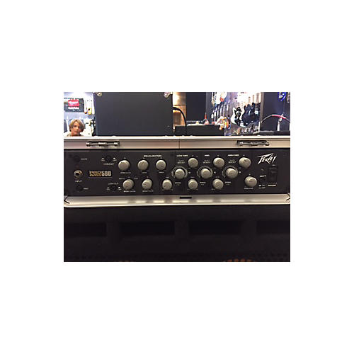 Peavey Pro Bass 500 Bass Amp Head-thumbnail