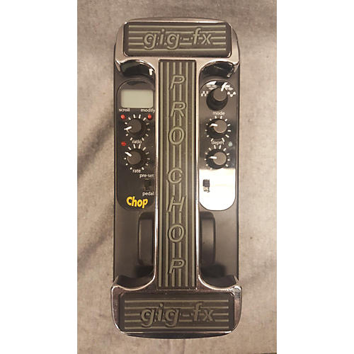 Gig-FX Pro Chop Effect Pedal