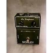 Morley Pro Compressor Effect Pedal