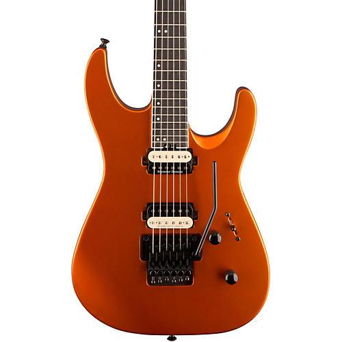 Jackson Pro Dinky DK2 Electric Guitar Satin Orange Blaze