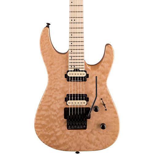 Jackson Pro Dinky DK2QM Electric Guitar Natural Blonde