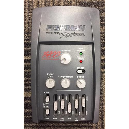 Fishman Pro Eq Platinum Pedal