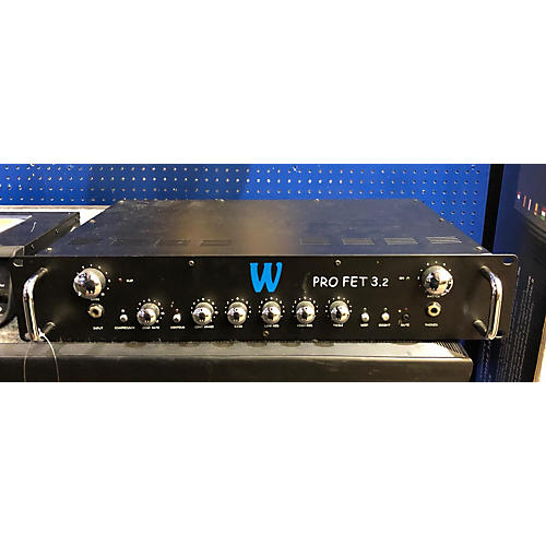 Warwick Pro Fet 3.2 Bass Amp Head