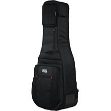 Gator Pro-Go Acoustic/Electric Double Gig Bag Level 1 Black