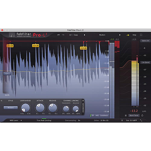 FabFilter Pro-L Software Download
