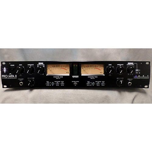 Art Pro MPA II 2-Channel Tube Microphone Preamp-thumbnail