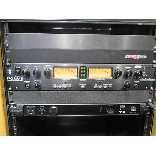 used art pro mpa ii 2 channel tube microphone preamp guitar center. Black Bedroom Furniture Sets. Home Design Ideas
