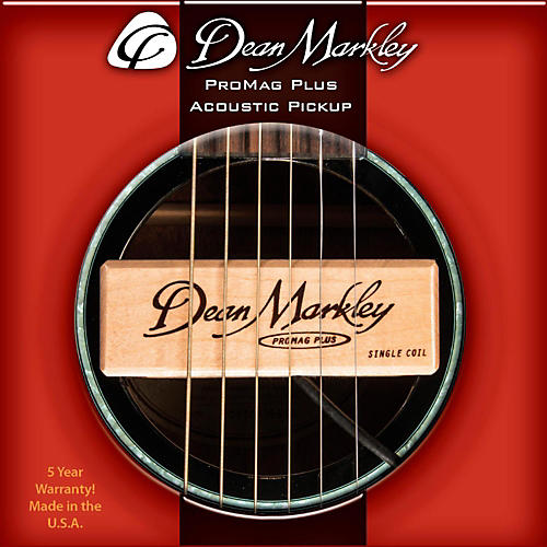 Dean Markley Pro Mag SC-1 Acoustic Guitar Pickup-thumbnail