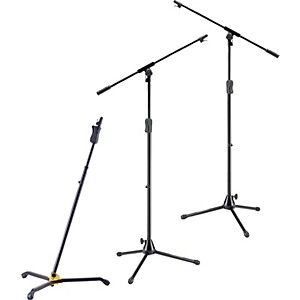 Hercules Stands Pro Microphone Stand 3 Pack by Hercules Stands