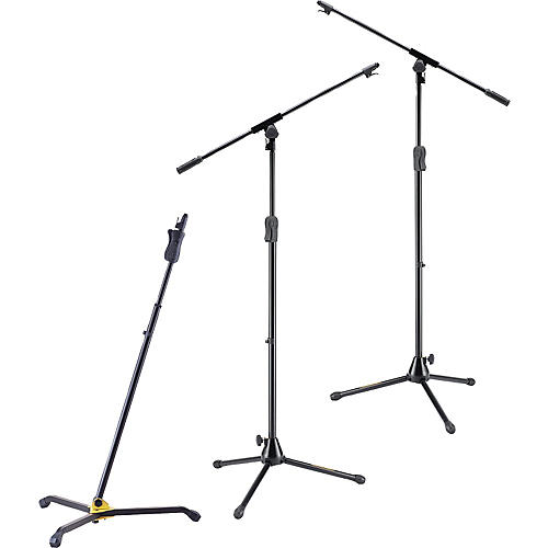 Hercules Stands Pro Mic Stand 3 Pack-thumbnail