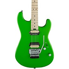 Charvel Pro Mod San Dimas Style 1 2H FR Electric Guitar Level 1 Slime Green
