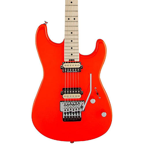 Charvel Pro Mod San Dimas Style 1 2H FR Electric Guitar Red