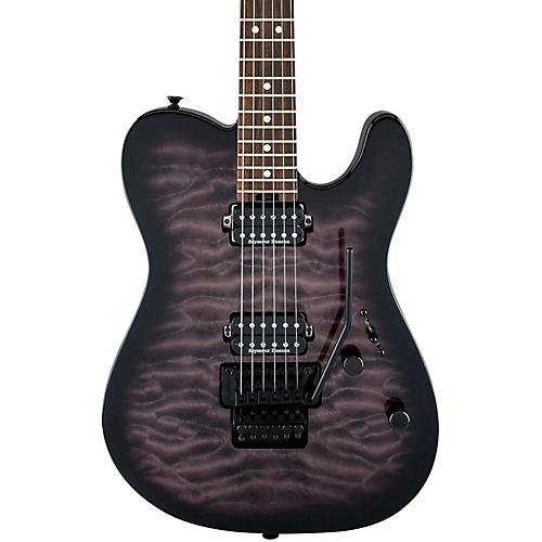 Charvel Pro-Mod San Dimas Style 2 HH with Floyd Rose Quilted Maple Electric Guitar-thumbnail