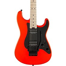 Charvel Pro Mod So Cal Style 1 2H FR Electric Guitar Level 1 Red