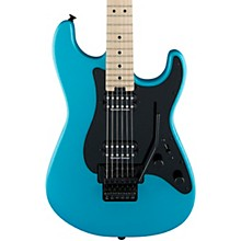 Pro Mod So Cal Style 1 2H FR Electric Guitar Matte Blue Frost
