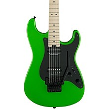 Pro Mod So Cal Style 1 2H FR Electric Guitar Slime Green