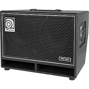 Ampeg Pro Neo Series PN-210HLF 550 Watt 2x10 Bass Speaker Cabinet by Ampeg