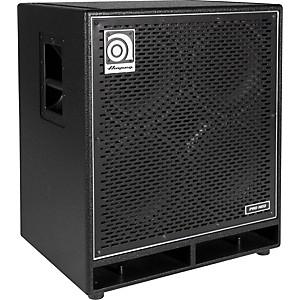 Ampeg Pro Neo Series PN-410HLF 850 Watt 4x10 Bass Speaker Cabinet