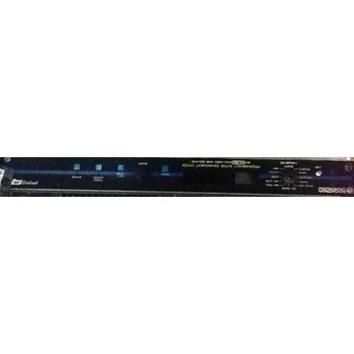 Rocktron Pro Q Black And Blue Exciter-thumbnail